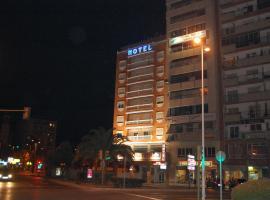 Hotel Marina Victoria, hotell nära Gibraltar internationella flygplats - GIB, Algeciras