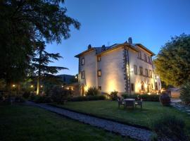 Relais Villa Baldelli, hotell i Cortona