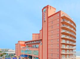 Grand Hotel Ocean City, hotel in Ocean City