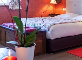 Coulombiers에 위치한 호텔 Auberge le centre poitou