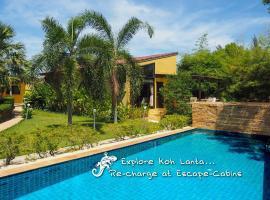 Escape-Cabins, отель в городе Ланта-Яй