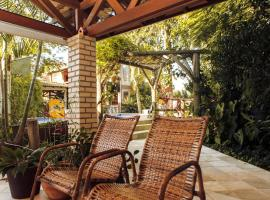 Pousada do Francês, hotel near Lagoon Beach, Bombinhas