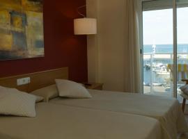 Hotel Roca Plana, hotel en L'Ampolla