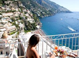 Hotel Reginella, hotel a Positano