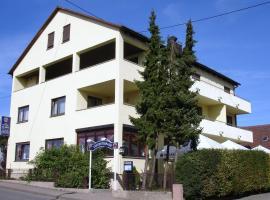 Hotel Alena - Kontaktlos Check-In, Hotel in Filderstadt