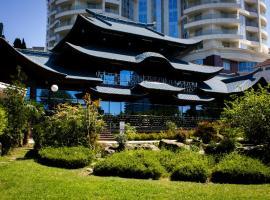 Kailas Park & Spa Hotel Sochi, отель в Сочи