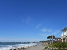The Oceanfront Hotel on MiramarBeach HMB, hotel in Half Moon Bay