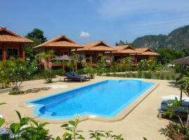 Khao Sok Jasmine Garden Resort, hotel in Khao Sok National Park