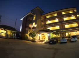 Baan Sanpoom, hotel in Phitsanulok