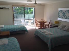 Settlers Inn, accommodation in Port Macquarie