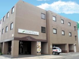 ホテルグリーンパレス、仙台市のホテル