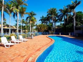 Kondari Hotel, hotel in Hervey Bay