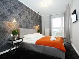 Livin Premium Apartments – apartament w Szczecinie
