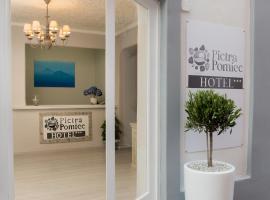 Pietra Pomice Hotel, hotel en Lipari