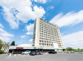 Гостиница Нарт, отель в Нальчике