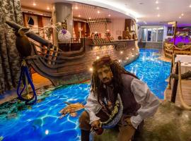 Pirates Resort, hotel din Mamaia