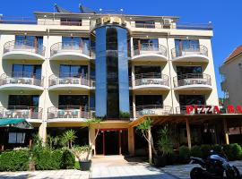 Hotel Opal, отель в Приморско