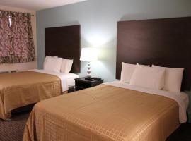 Sterling Inn near IAG Airport, hotel in Niagara Falls