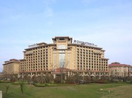 DoubleTree by Hilton Ningbo - Chunxiao, hotel 5 estrellas en Ningbo