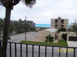 Beachview, serviced apartment in South Padre Island