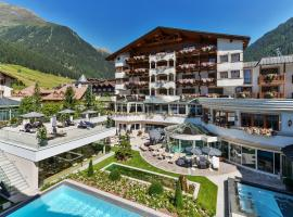 Hotel Trofana Royal, hotel with jacuzzis in Ischgl