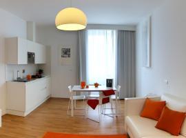 Residence Grandi Magazzini, appartamento a Nuoro