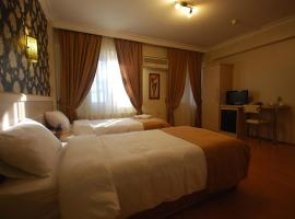 Mini Hotel, hotel in İzmir