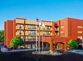 DoubleTree by Hilton Santa Fe, hotel in Santa Fe