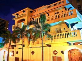 Acacia Boutique Hotel, hotel en San Juan