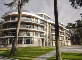 Grand Kapitan Medi Spa - POKOJE OZONOWANE, spa hotel in Ustronie Morskie