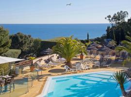 Hôtel & Spa Les Mouettes, hotel near Collioure Royal Castle, Argelès-sur-Mer