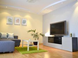 JessApart– Babka Tower Apartment, hotel in Warsaw