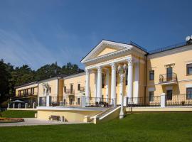 Recreational Complex Bor, hotel in Domodedovo