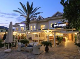 Dedeminn Marina Hotel, hotel in Göcek