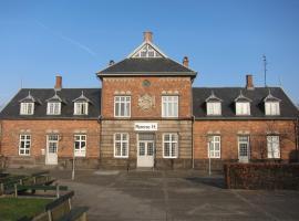 Rönne H, guest house in Rønne