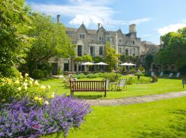 The Close Hotel, hotel in Tetbury