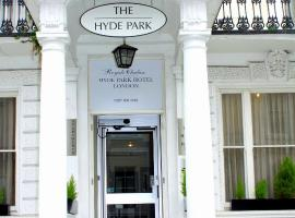 The Royale Chulan Hyde Park Hotel, hotel near Portobello Road Market, London
