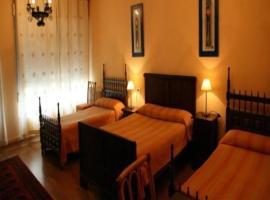 Casa Matías, hostal o pensión en Sarria