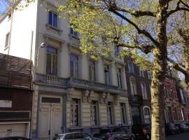 Business-flatsGhent, huisdiervriendelijk hotel in Gent