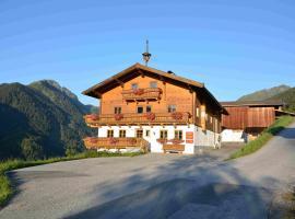 Panorama Lodge am Bauernhof in Saalbach/Hinterglemm, haustierfreundliches Hotel in Saalbach-Hinterglemm