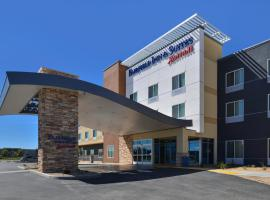 Fairfield Inn & Suites by Marriott Sacramento Airport Woodland, hotel in Woodland