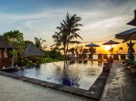 The Ocean Sunset Villas Ceningan, hotel in Nusa Lembongan
