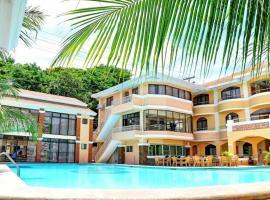 Boracay Holiday Resort, hotel in Boracay