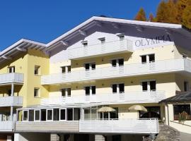 Garni Olympia, hotel in Solda