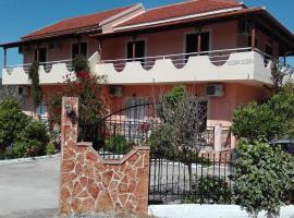 Kokkinos Apartments, hotel in Arillas
