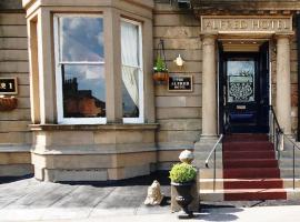 The Alfred, hotel near Kelvingrove Art Gallery and Museum, Glasgow