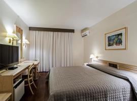 Trevi Hotel e Business, hotel em Curitiba