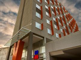 Go Inn Vitória, accessible hotel in Vitória