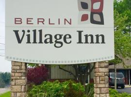 Berlin Village Inn, motel in Berlin