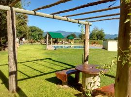 La Posada De Juan, inn in Cabra Corral